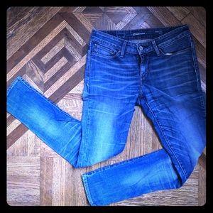 Levi's Demi Curve Skinny Jeans SZ 27
